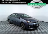 Edmunds Used Car Reviews Luxury News toyota Corolla 2016 Edmunds Review Used 2016 toyota Corolla