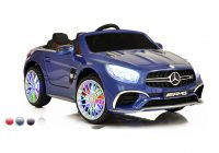 Electric Ride On Luxury Smarte 12v Power Mercedes Amg Sl65 Electric Ride On Car Battery