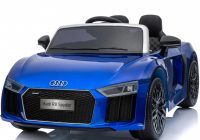 Electric Ride On toys Beautiful New Shape Licensed Audi R8 Spyder 12v Children S Electric Ride On