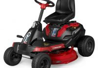 Electric Riding Vehicle Best Of Troy Bilt S New Electric Riding Mower Charges Up In A Flash Cnet