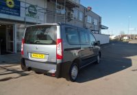 Ex Motability Cars for Sale Near Me Luxury Peugeot Expert fort Automatic Passenger Upfront now