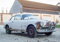 Find Cheap Cars for Sale Luxury This 63 Alfa Romeo Barn Find is for Sale Rust Included