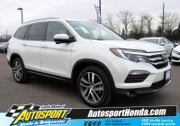 Free Carfax 2016 Awesome Certified Pre Owned 2016 Honda Pilot touring Sport Utility In