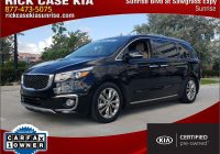 Free Carfax 2016 Awesome Used 2016 Kia Sedona Sxl In fort Lauderdale Fl area Rick Case Kia