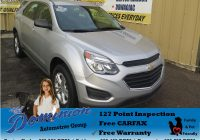 Free Carfax 2016 New Pre Owned 2016 Chevrolet Equinox Ls Sport Utility In Bridgman P5330