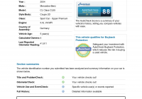 Free Carfax Report Canada New Carfax Vs Autocheck Reports What You Don T Know
