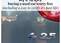 Free Used Car Best Of How to Worry Free Used Car Shopping