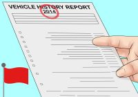 Full Car History Report New How to Check A Car S History 9 Steps with Pictures Wikihow