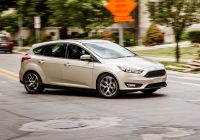 Hatchback Cars for Sale Near Me Fresh 2017 ford Focus Sedan and Hatchback Review