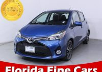 Hatchback Cars for Sale Near Me Luxury Used 2015 toyota Yaris Se Hatchback for Sale In Hollywood Fl