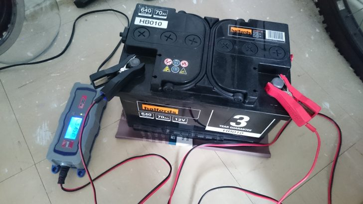 Permalink to Awesome How to Use A Car Battery Charger