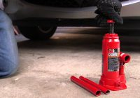 How to Use A Car Jack Luxury torin Big Red 4 ton Bottle Jack Pep Boys Youtube