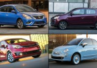 Inexpensive Cars for Sale New 20 Cheapest Cars for Sale In the U S