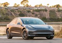 Kbb Used Car Best Of 2018 Tesla Model 3 First Review