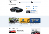 Kbb Used Car Value Lovely Homepage Sponsored Content Module 2018 Automotive Valuation and