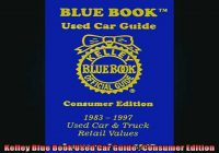 Kelley Blue Book Used Car Values Unique Free Kelley Blue Book Used Car Guide Consumer Edition Book