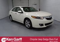 Ken Garff Used Cars Elegant Pre Owned 2010 Acura Tsx 4dr Car In West Valley City 1dw8102