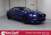 Ken Garff Used Cars New Pre Owned 2016 ford Mustang Ecoboost 2dr Car In West Valley City