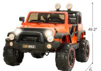 Kids Ride On Jeep Luxury 12v Kids Ride On Cars Electric Battery Power Wheel Remote Control 4