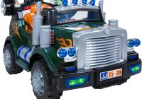 Kids Ride On Truck Elegant Bestchoiceproducts Best Choice Products 12v Ride On Semi Truck Kids