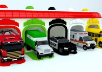 Kids Vehicles Fresh Colors for Children to Learn with Street Vehicles Colours for Kids