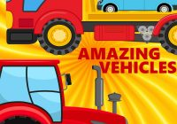 Kids Vehicles Unique Amazing Vehicles Learning Street Vehicles Video for