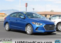 Larry H Miller Used Car Supermarket New Pre Owned 2017 Hyundai Elantra Se 4dr Car In Sandy N0432