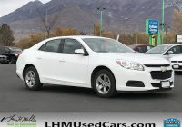 Lhm Used Cars Fresh Pre Owned 2016 Chevrolet Malibu Limited Lt 4dr Car In orem R3140