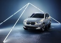 Looking for A Car Beautiful Bmw S Ix3 is the Pany S First normal Looking All Electric Car