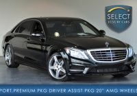Mercedes Benz Used Cars Awesome Used 2015 Mercedes Benz S Class S550