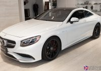 Mercedes Benz Used Cars Awesome Used 2016 Mercedes Benz S63 Amg