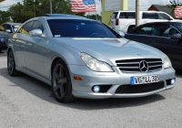Mercedes Benz Used Cars Fresh Mercedes Benz Cls Class Cls 63 Amg for Sale In Riverview Fl Cargurus