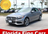 Mercedes Benz Used Cars Fresh Used 2015 Mercedes Benz C Class C300 4matic Sedan for Sale In