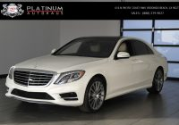 Mercedes Benz Used Cars Luxury 2015 Mercedes Benz S Class S 550 Stock 6134 for Sale Near Redondo