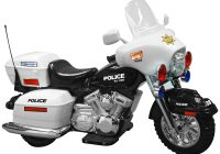 Motorized Ride On toys Inspirational Kid Motorz Police Motorcycle Battery Powered Riding toy Walmart