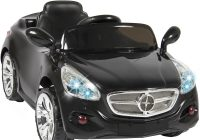 Motorized Vehicles for Kids Luxury Bcp 12v Ride On Car W Parent Control Black