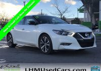 Pre Used Cars Beautiful Pre Owned 2017 Nissan Maxima 4dr Car In Sandy N0889