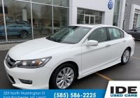 Pre Used Cars Elegant Pre Owned 2013 Honda Accord Sedan Ex L 4dr Car In Rochester Uw2557