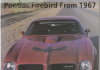 Redbook Used Car Elegant Firebird Red Book Motorbooks International Red Book
