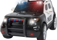 Ride On Cars for Boys Inspirational Best Choice Products ford Style 12v Ride On Car Police