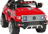 Ride On Cars Luxury Best Choice Products 12v Kids Rc Remote Control Truck