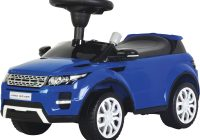Ride On toy Car Best Of Range Rover Push Car Ride On toy — Blue