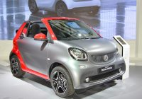 Smart Car Price Used Beautiful 2017 Smart fortwo Cabriolet First Drive Review