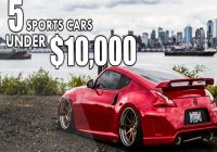 Sports Cars for Sale Near Me Under 10000 New Used Sports Cars Under 10k for Sale