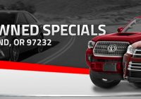 Toyota Certified Used Cars Beautiful Portland Certifed Pre Owned toyota for Sale