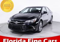 Toyota Used Cars for Sale Near Me Luxury Used 2017 toyota Camry Se Sedan for Sale In Miami Fl