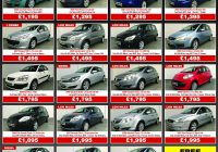 Trade In Used Car Unique Uk Trade Sales