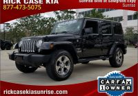 Unlimited Carfax Inspirational Used 2017 Jeep Wrangler Unlimited Unlimited Sahara In fort