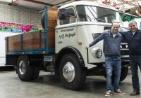 Use Truck Beautiful Daf Finds the Oldest Daf Truck Still In Mercial Use Daf Trucks