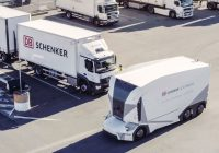 Use Truck Inspirational Einride S Electric Driverless Truck is Moving Stuff and Making